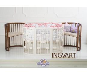Кроватка детская IngVart BaggyBed 9в1