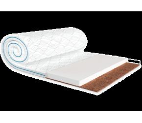 Мини-матрас ЕММ Sleep&Fly mini Flex 2 в 1 Kokos  жаккард