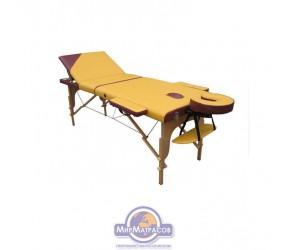 Складной массажный стол Премиум класса US Medica Sumo LINE Sakura