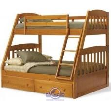 Кровать двухъярусная Энергия Каспер