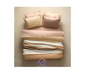 Постельное белье Karaca Home ранфорс - Solid yavruagzi полуторное