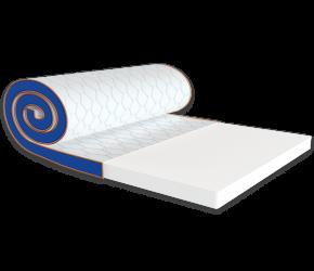 Мини-матрас ЕММ Sleep&Fly mini Super Flex (Супер Флекс) стрейч