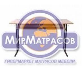"""Стол AMF """"Аудиторный"""" двух местный с полкой"""
