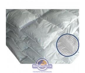 Одеяло пуховое IGLEN (100% пух гусиный белый) климат-контроль облегченное