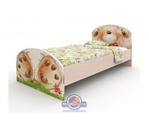 """Кровать Вальтер """"Мишка с букетом"""""""
