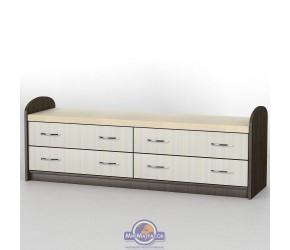 Комод прикроватный Тиса мебель КП-106