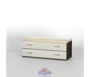 Комод прикроватный Тиса мебель КП-116