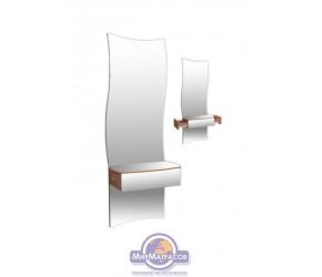 """Зеркало Мебель-эконом навесное """"Ниагара"""""""