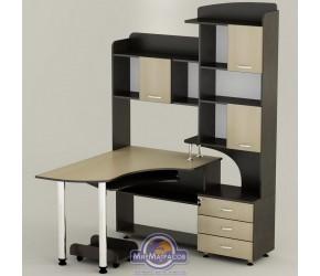 Стол компьютерный Тиса мебель СК-18 престиж