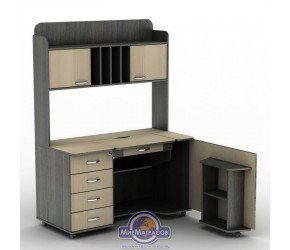 Стол компьютерный Тиса мебель СУ-15
