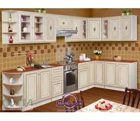 """Кухонная система Скаи """"К-1"""" Гоа угловая"""
