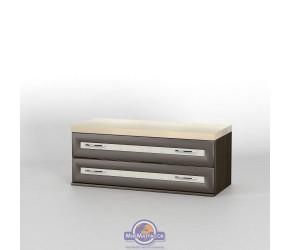 Комод прикроватный Тиса мебель КП-117