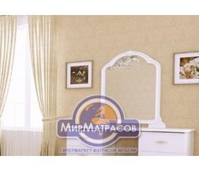 "Зеркало ""Футура"" Miro Mark (Белый глянец)"