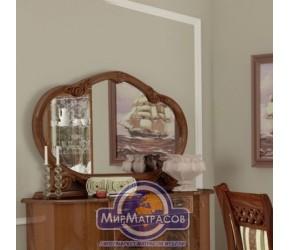 """Зеркало """"Чикаго"""" Miro Mark (Перо Орех)"""
