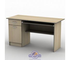 Стол компьютерный Тиса мебель СК-3 бюджет (60*130)