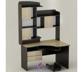 Стол компьютерный Тиса мебель СК-19 престиж