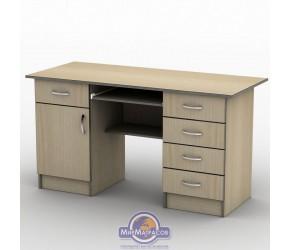 Стол письменный Тиса мебель СП-24 (70*140)