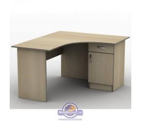Стол письменный Тиса мебель СПУ-3 (120*120)