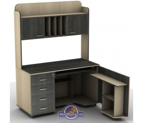 Стол компьютерный Тиса мебель СУ-16