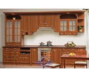 """Кухня Світ Меблів """"Валенсия"""" длиной 3,5 метра"""