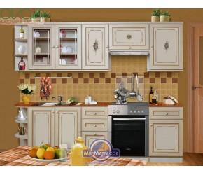 """Кухонная система Скаи """"К-1"""" Гоа длиной 2,6 метра"""