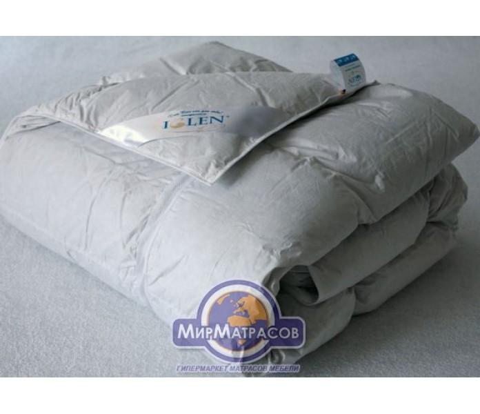 Одеяло пуховое IGLEN (100% пух гусиный белый) зимнее облегченное