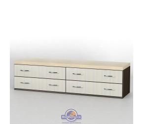 Комод прикроватный Тиса мебель КП-108