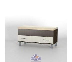 Комод прикроватный Тиса мебель КП-118