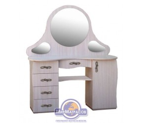 Туалетный стол Мебель-эконом «Гледис»