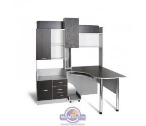 Стол компьютерный Тиса мебель СК-10 престиж