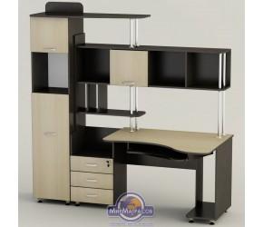 Стол компьютерный Тиса мебель СК-20 престиж
