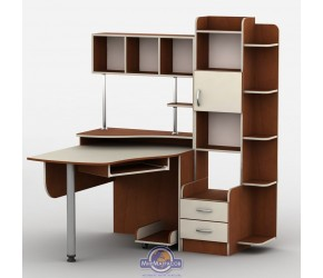 Стол компьютерный Тиса мебель Тиса-03