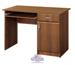 Компьютерный стол Mebel Service (с одной тумбой)