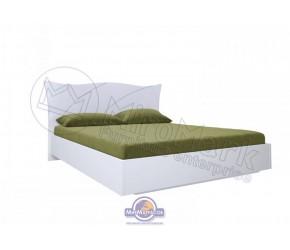 """Кровать """"Богема"""" Miro Mark (Белый глянец)"""