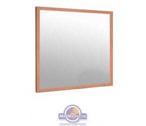 Зеркало Мебель-эконом в МДФ рамке (декор)