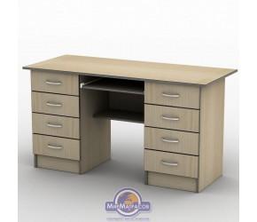 Стол письменный Тиса мебель СП-28 (70*140)