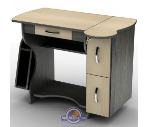 Стол компьютерный Тиса мебель СУ-3