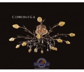 Люстра Alvi C 1390/10+5G A