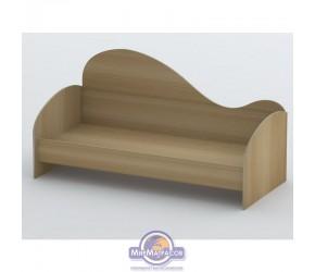 Кровать Тиса мебель КР-2 (Стандарт)