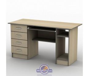 Стол компьютерный Тиса мебель СК-4 бюджет (60*130)