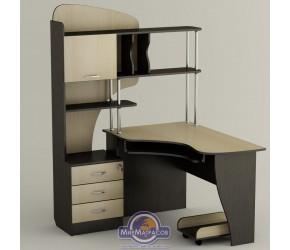 Стол компьютерный Тиса мебель СК-22 престиж