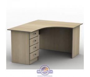 Стол письменный Тиса мебель СПУ-4 (120*120)