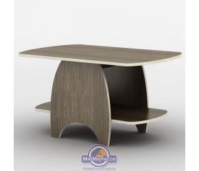 Стол журнальный Тиса мебель Батик
