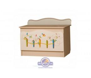 """Ящик для игрушек Вальтер """"Цветы жизни"""""""