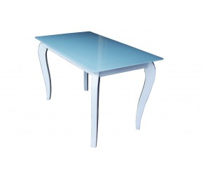 """Стеклянный стол Sentenzo """"Император Белиссимо"""""""