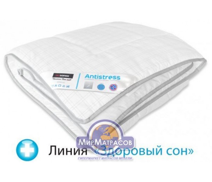 Одеяло Sonex Antistress Карбон