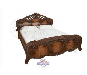 "Кровать ""Олимпия"" Miro Mark (Перо Орех)"