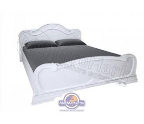 """Кровать """"Футура"""" Miro Mark (Белый глянец)"""