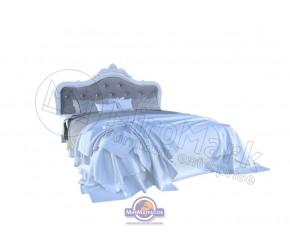 """Кровать Miro Mark """"Luiza/Луиза"""" с п/м и короной"""