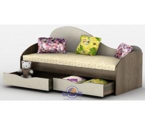 Кровать Тиса мебель Идеал (Стандарт)